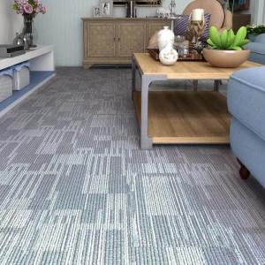 Carpet Grain SPC Click Flooring