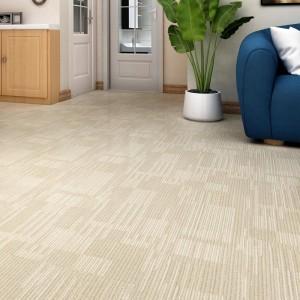 Waterproof Engineered Vinyl Flooring with Carpet Pattern