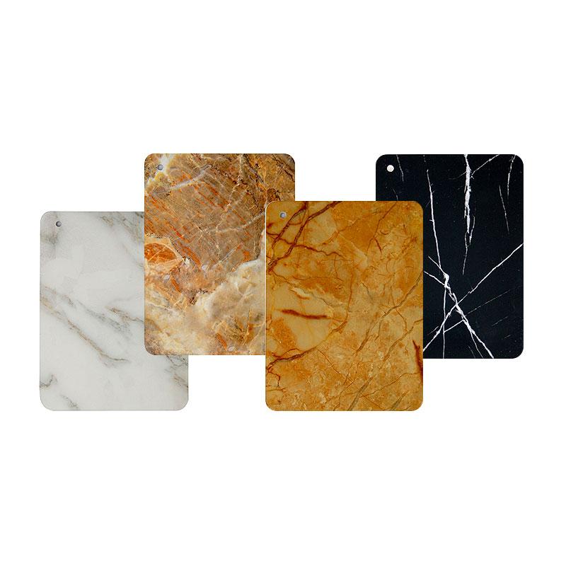 UV coated PVC Marble Panel