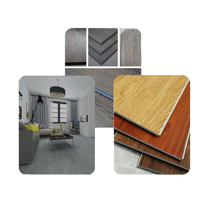 SPC Click Lock Flooring