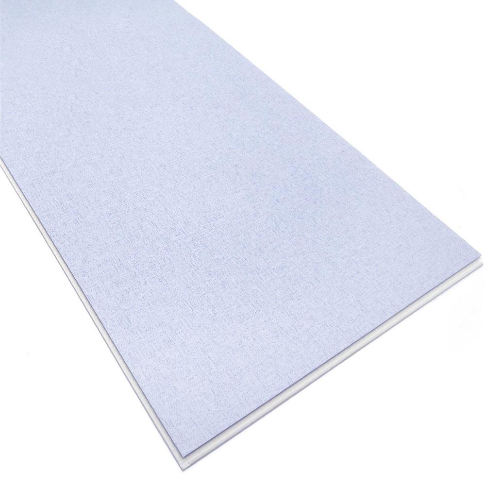 ECO Friendly Sky Blue Luxury Rigid Core SPC Flooring