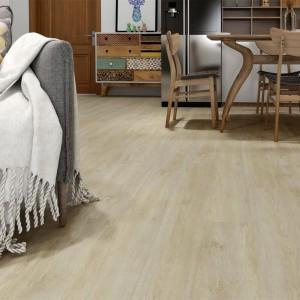 Chinese Professional 3d Floor Tiles For Bedroom - Waterproof Back SPC Rigid Core Wood Grain Finish – TopJoy