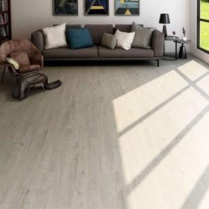 Wholesale Price Floor Tile Edge Trim - Grey Oak Wooden SPC Click Flooring – TopJoy