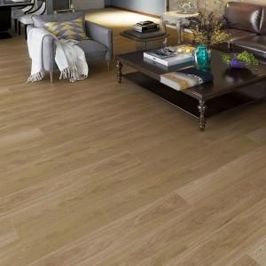 2019 wholesale price White Sparkle Vinyl Flooring - Luxury Anti Slip Moon Light Walnut SPC Vinyl Flooring Planks – TopJoy