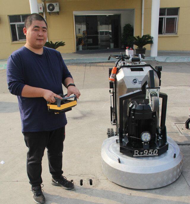 R950 aspiradora industrial comercial grinder
