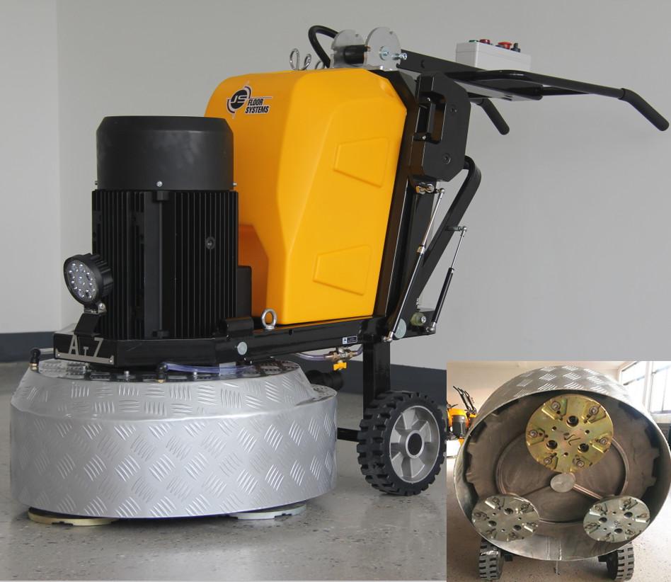 Equipment Concrete Floor Diamond Grinder