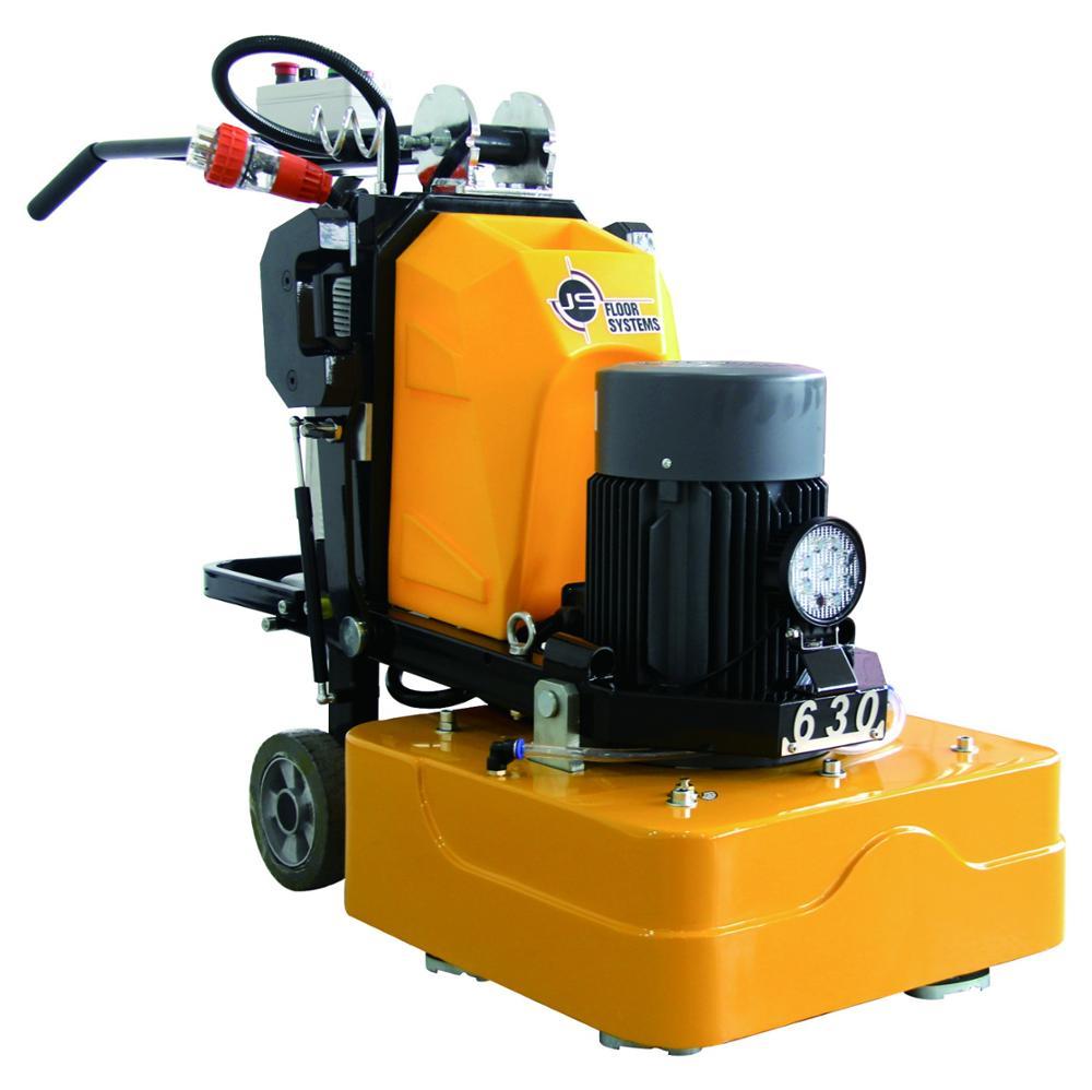 Square Gear Driven granite grinding and polishing machine