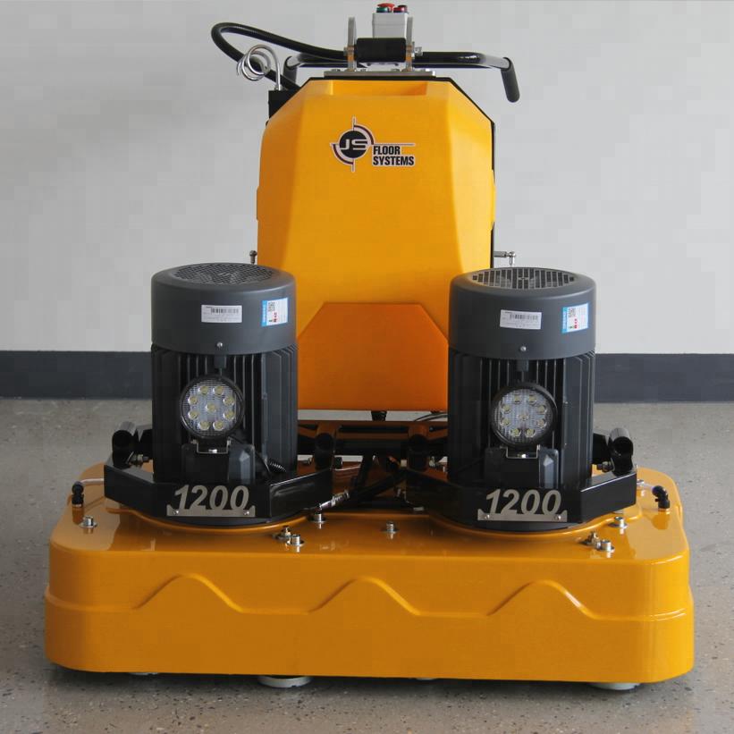 heavy duty concrete floor burnisher for big area polishing