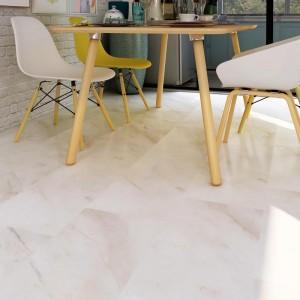 Best-Selling Ceramic Kitchen Floor Tile - Waterproof Marble SPC Vinyl flooring – TopJoy