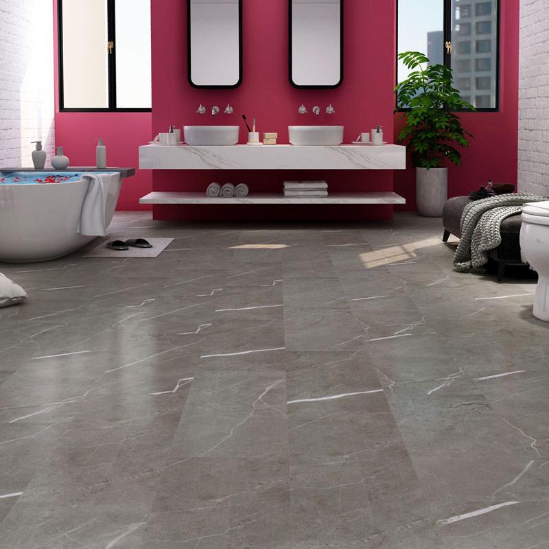 Ultimate Durability Easy Installation Stone Pattern Engineered Vinyl Flooring