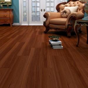 Hot Sale for Pvc Vinly Floor Rolls - 5.0 mm Waterproof Click Lock Wood Grain SPC Rigid Core – TopJoy