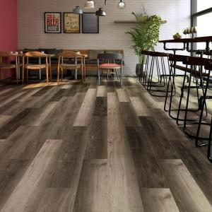 Factory Supply Covering Floor Tiles With Vinyl - Wood Pattern SPC flooring Tile – TopJoy