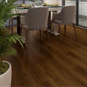 Reasonable price Basement Floor Tiles - 100% Waterproof SPC Vinyl Click Flooring – TopJoy