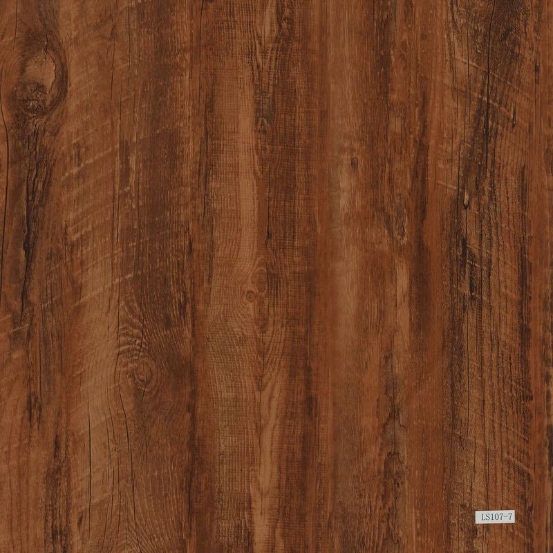 EIR & Deep Embossed SPC Flooring DLS-107