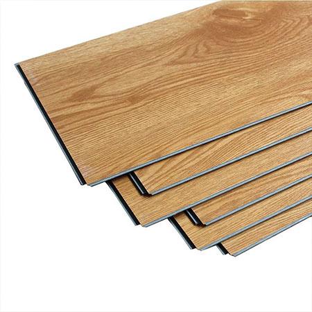 Small Embossed Wooden Grain Color SPC Flooring