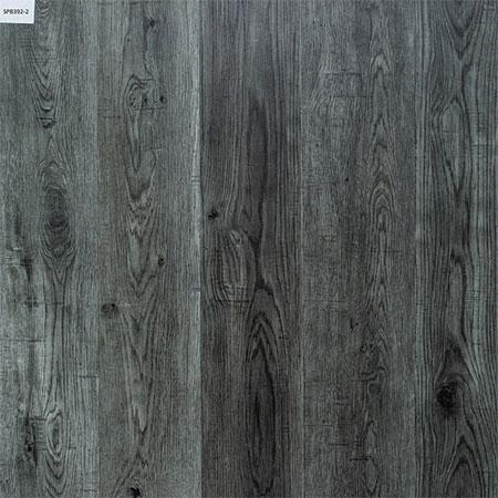 Black Color SPC Flooring
