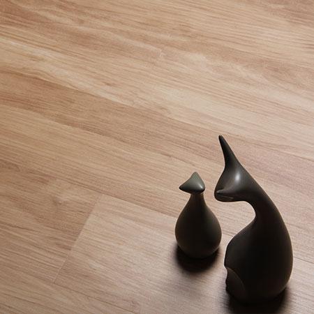 Light wood grain SPC floor SN-016
